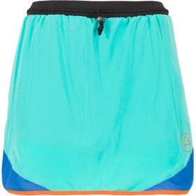 La Sportiva Comet Running Shorts Women blue/turquoise